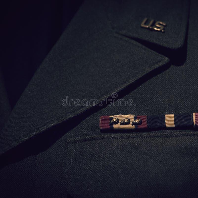 Dwight D Eisenhowers armélikformig arkivfoton