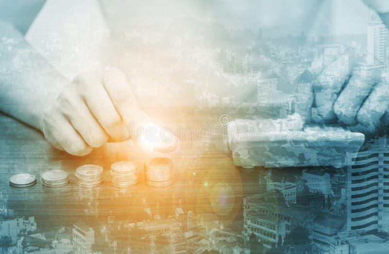 Dwoistego ujawnienia online bankowości i interneta bankowość i ludzie n obrazy royalty free