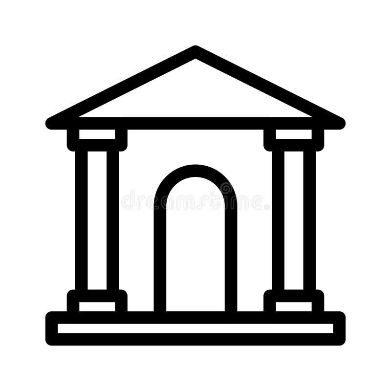 Dworska ikona ilustracji
