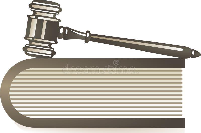 dworska sprawiedliwość royalty ilustracja