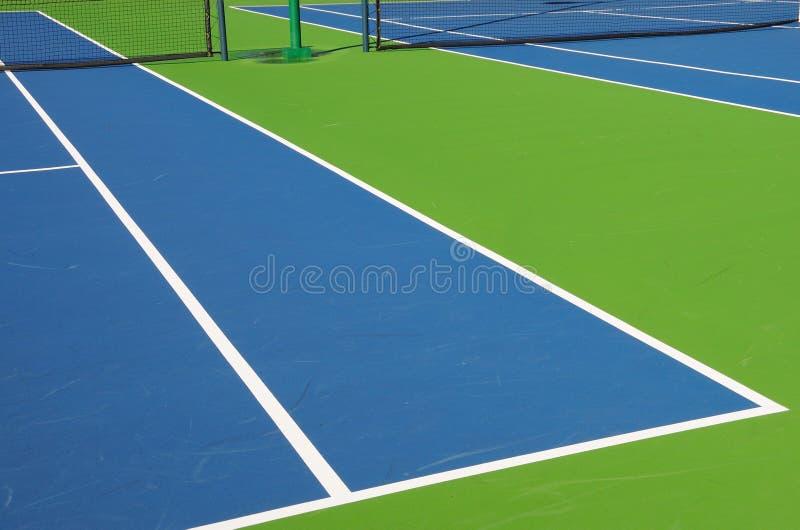 dworski zbliżenie tenis obrazy stock