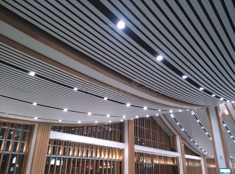 Dworzec w Sanya, Hainan w Chiny obraz stock