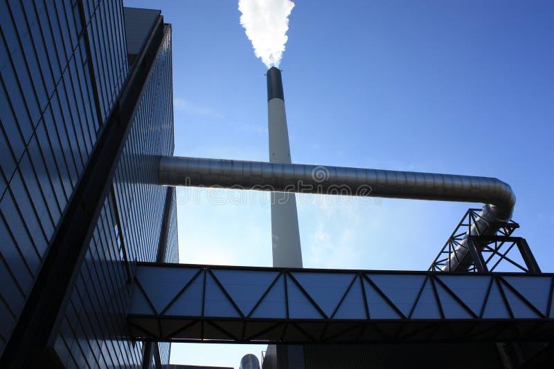 dwuczłonowy przemysłowy obrazy stock