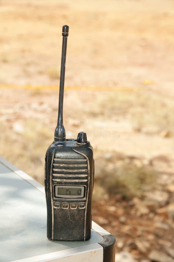 Dwudrogowy radio obrazy stock