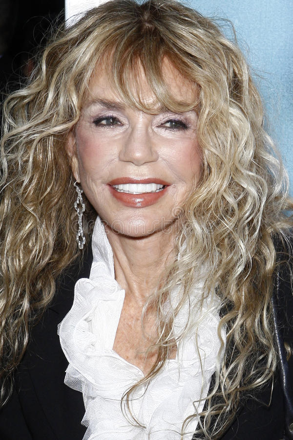 Dyan Cannon. LOS ANGELES - SEPT 27: Dyan Cannon arriving at the The Ides Of March LA Premiere at the Academy of Motion Picture Arts and Sciences on September 27 stock photo