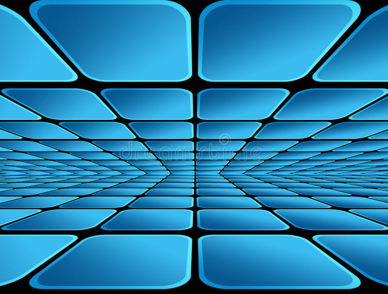 Download Dyanmic stock illustratie. Illustratie bestaande uit elegantie - 10781070