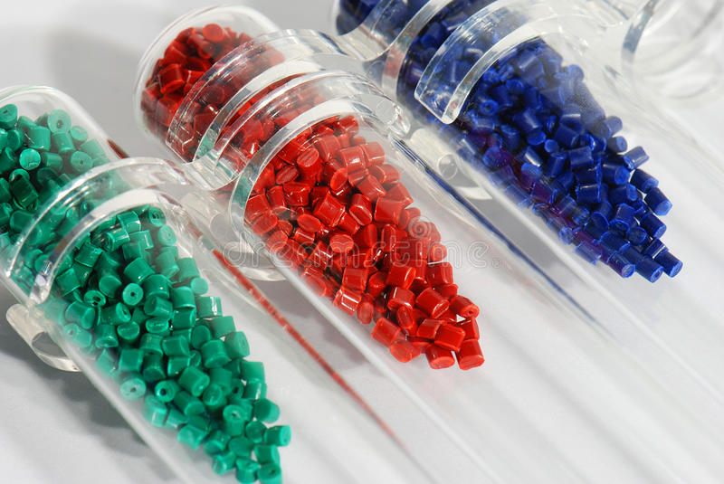 Download Dyed Plastic Compound Stock Image - Image: 14413961
