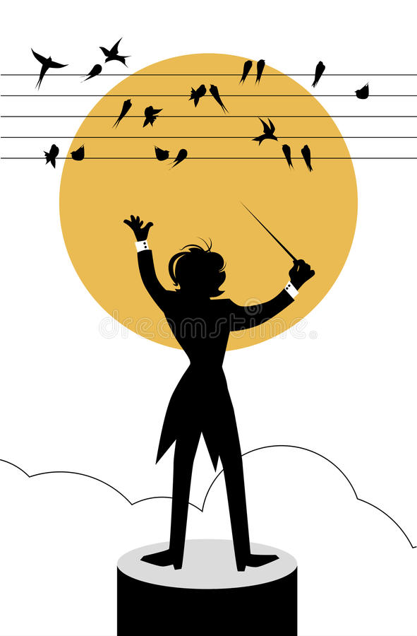 Dymówki symfonia ilustracji