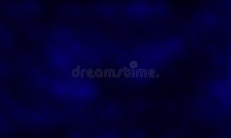 Dym na podłodze Izolowane czarne tło Abstrakcyjna mgła dymna na czarnym tle obraz stock