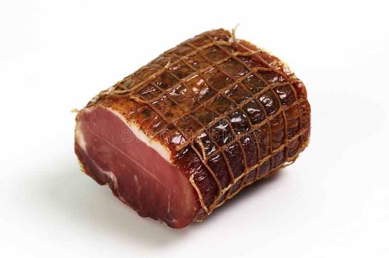dymiąca mięsna wieprzowina obrazy royalty free