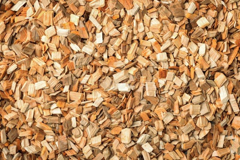 Dymić drewnianych układów scalonych tło zdjęcia royalty free