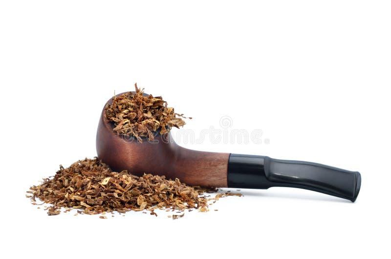 Dymienie tytoń i zdjęcie royalty free