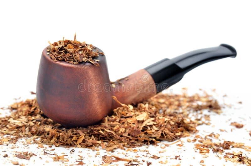 Dymienie tytoń i zdjęcia royalty free