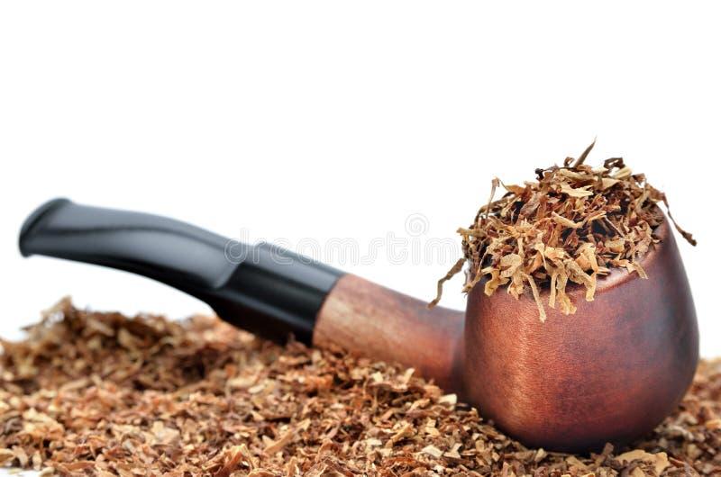 Dymienie tytoń i zdjęcie stock