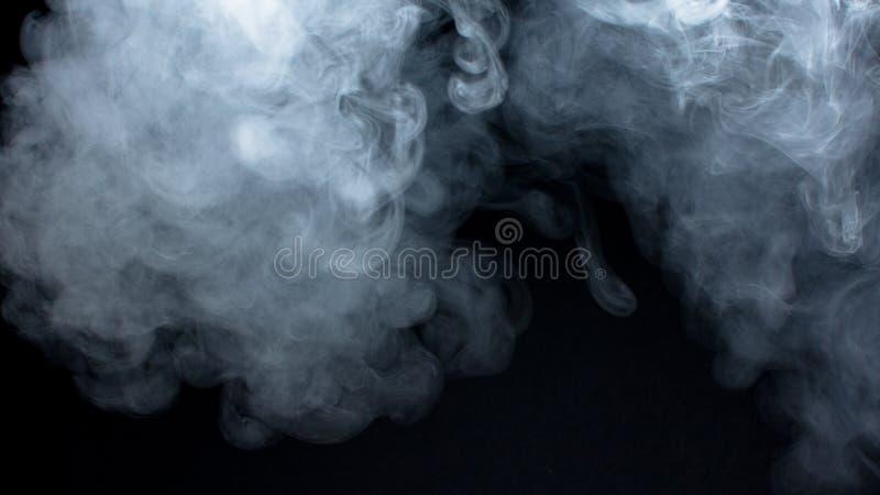 Dymne chmury obrazy royalty free