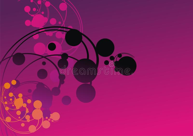 Download Dynamic An Abstract Pattern In Warm Stock Vector - Image: 13734774