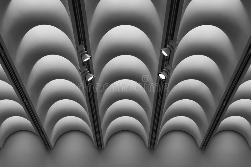 Download Dynamic Ceiling Royalty Free Stock Photo - Image: 4472525