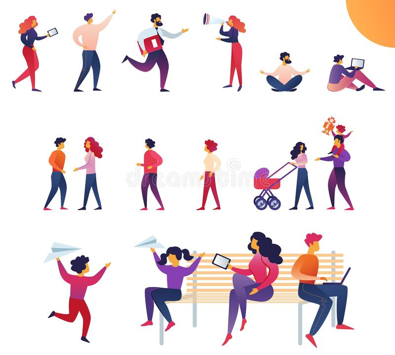 Marching Kids Stock Illustrations – 54 Marching Kids Stock Illustrations,  Vectors & Clipart - Dreamstime