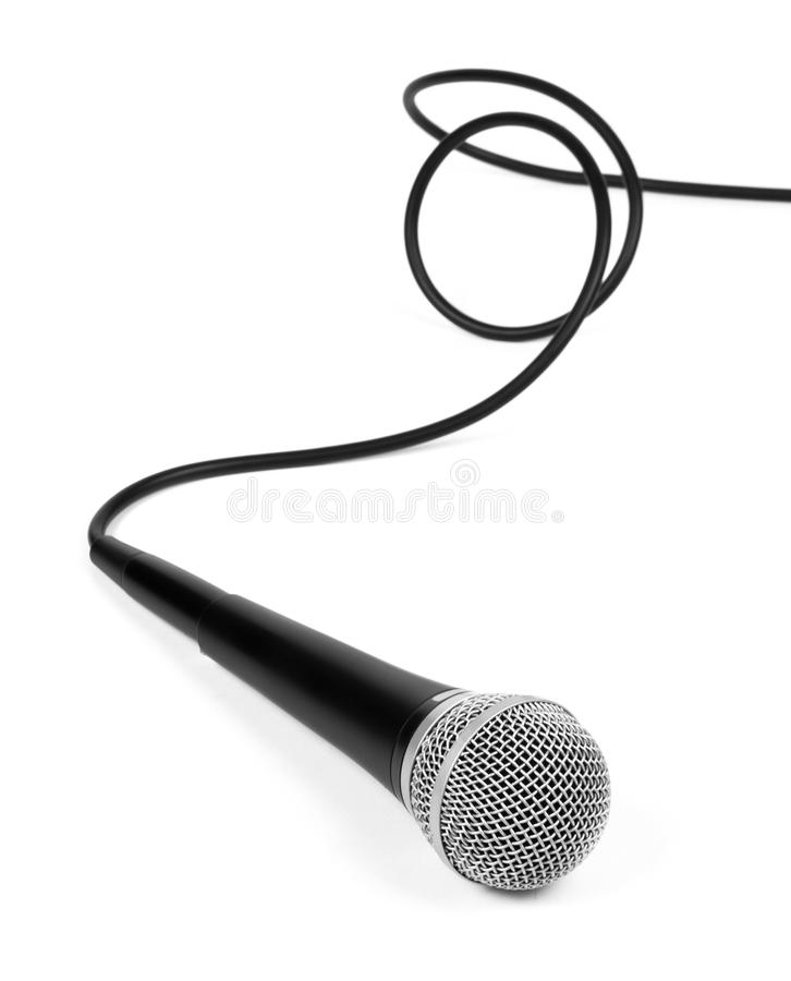 Download Dynamic Microphone Royalty Free Stock Photography - Image: 23654587