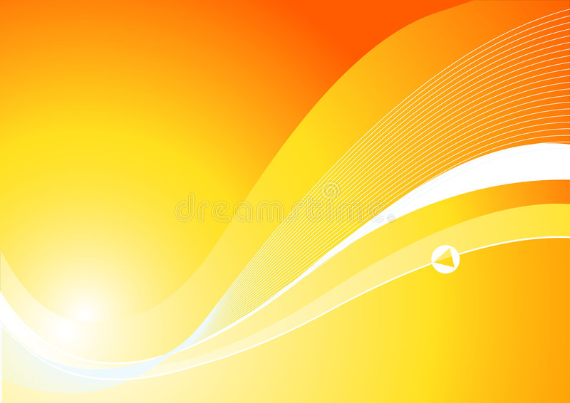 Download Dynamic Orange Background Stock Photo - Image: 3959430
