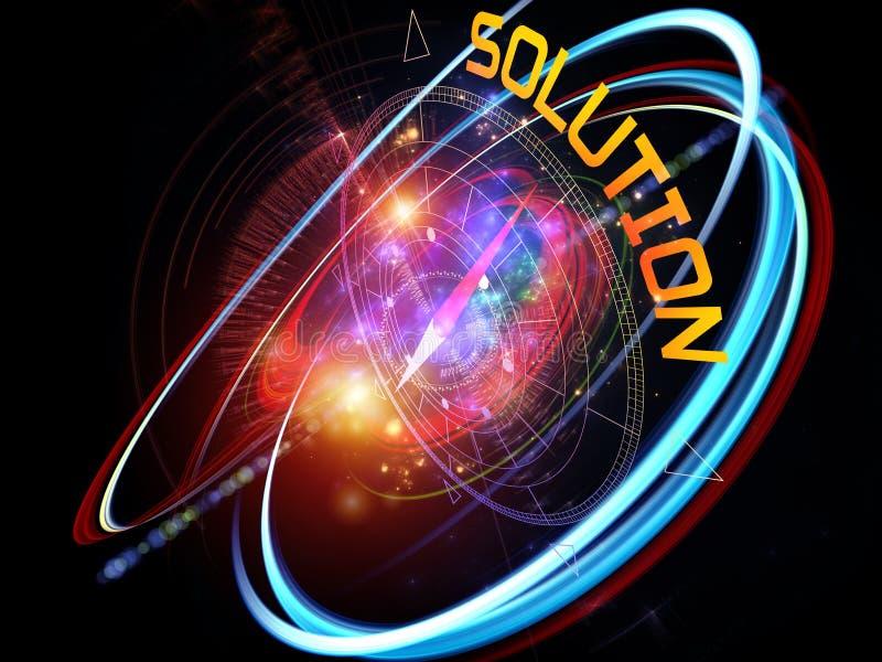 Download Dynamic Solution stock illustration. Illustration of interaction - 21409799