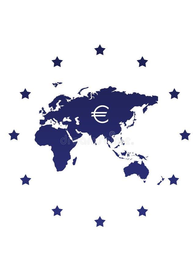 Dynamicdehnung der Europäischen Gemeinschaft stockfotos