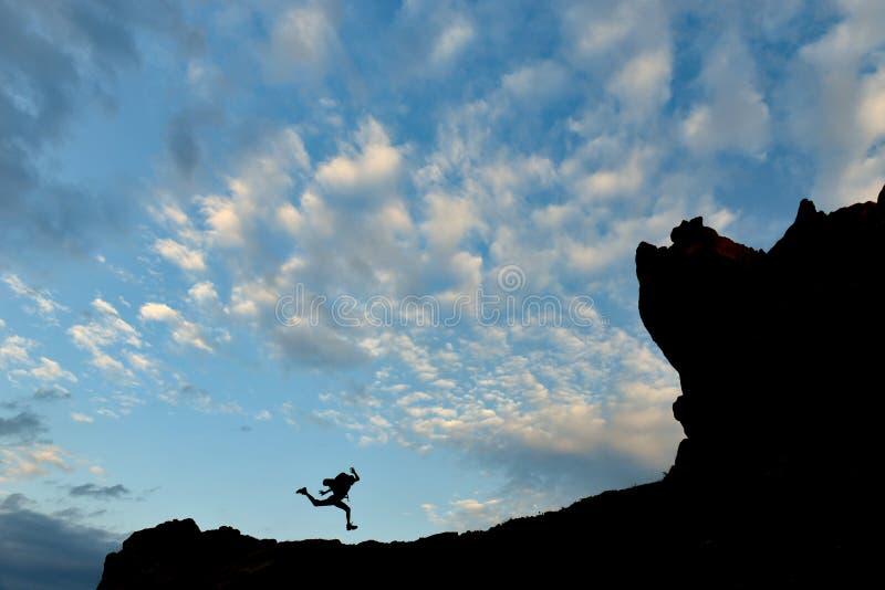 Dynamiczna, energiczna & pozytywna osoba zdjęcia stock