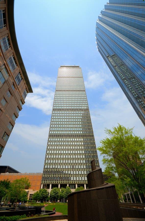dynamiczny budynku biura obrazy royalty free