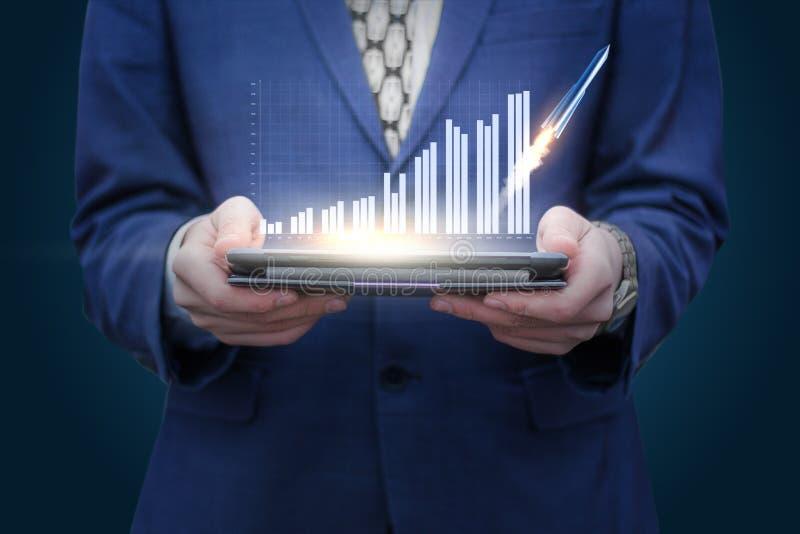 Dynamik des Marktes lizenzfreie stockfotos