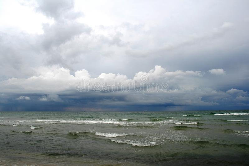 Dynamische Himmel sind so kühl! lizenzfreie stockfotografie