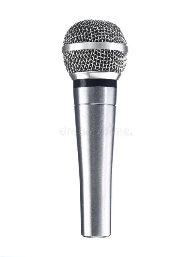 Dynamische mic stock foto