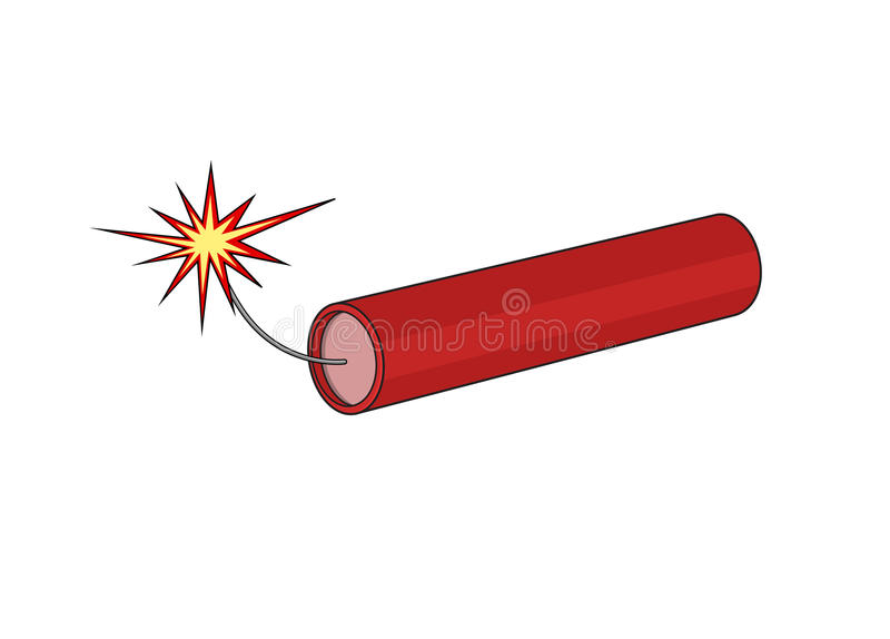 Dynamite Stock Vector ...