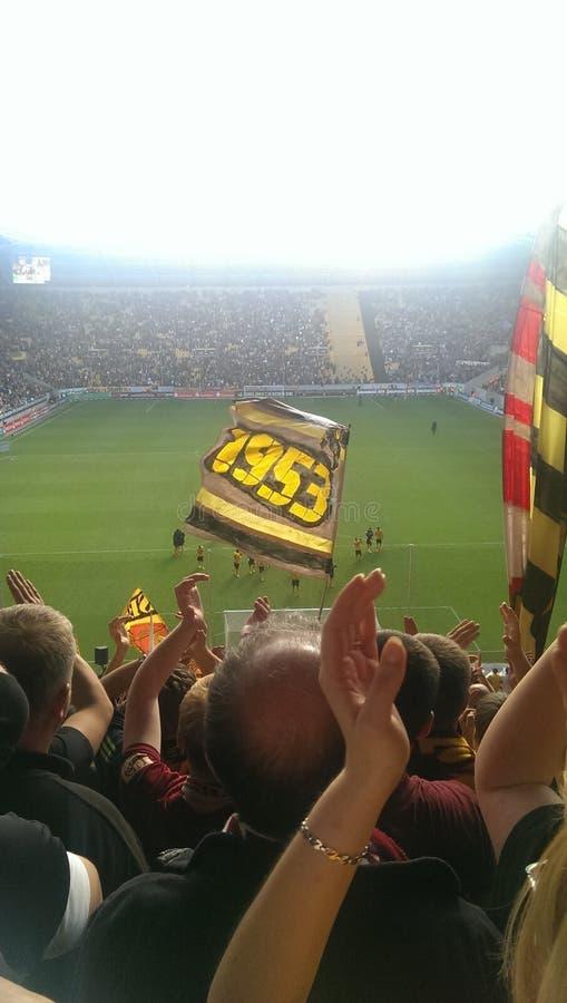 Dynamo Dresden stockfoto