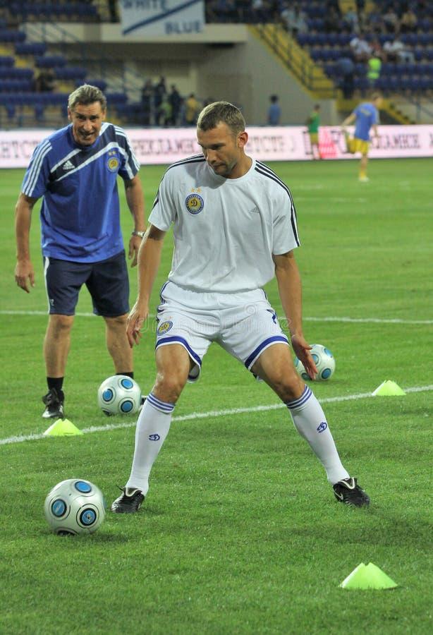 Download Dynamo Kyiv Players Editorial Photo - Image: 15291246