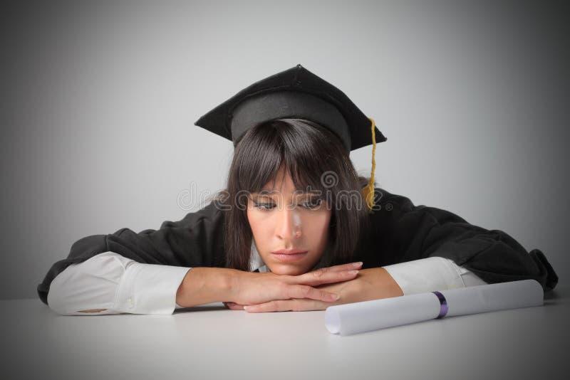dyplom zdjęcie stock