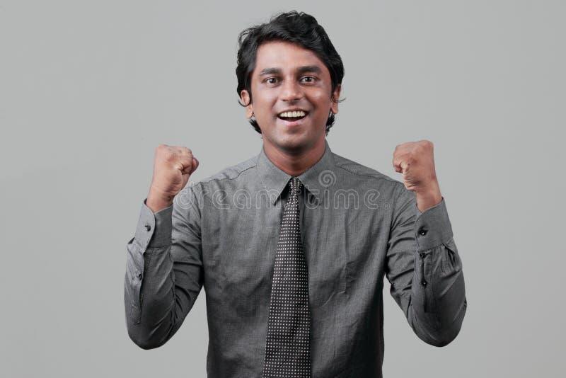 dyrektor wykonawczy hindus obrazy stock