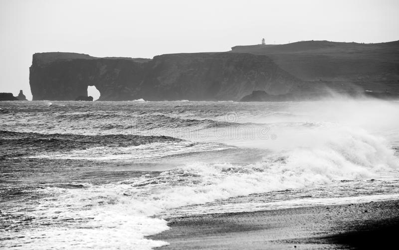 Download The Dyrholaey Peninsula Arch Stock Photo - Image: 20695548