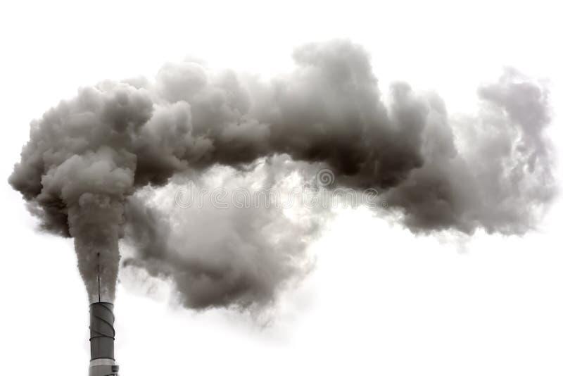 dyrty дым стоковые изображения
