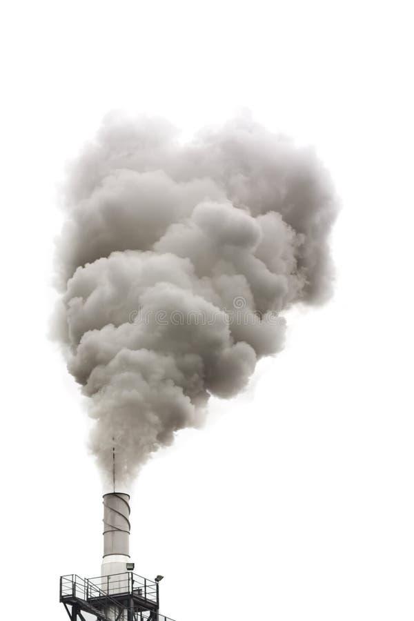 dyrty dym zdjęcia stock