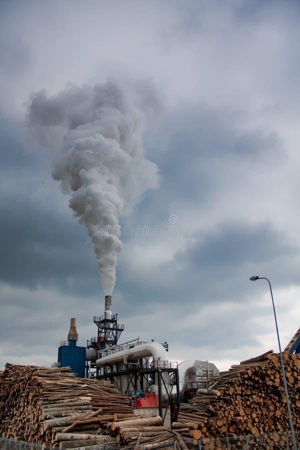Dyrty Rauch lizenzfreie stockbilder