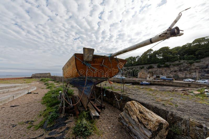 Dysarthaven, Schotland royalty-vrije stock foto's
