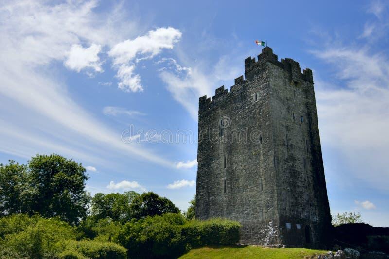 Dysert O'Day Castle stock photo