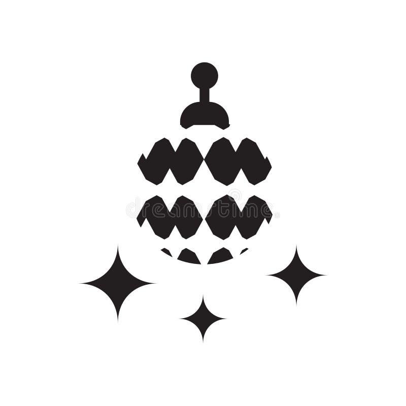 Dyskoteki ikony wektor odizolowywający na białym tle, dyskoteka znak, cel ilustracja wektor