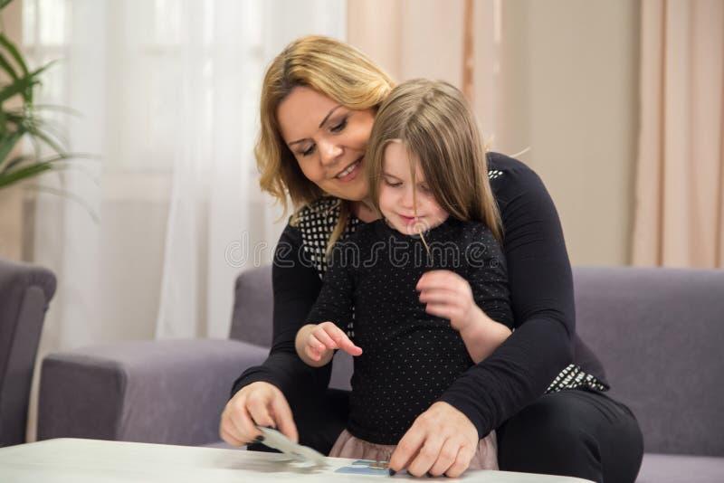 Dyslexie et autisme photos stock