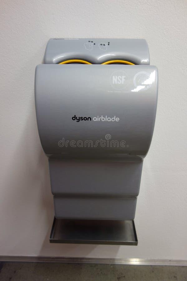 Dyson Airblad стоковое фото rf