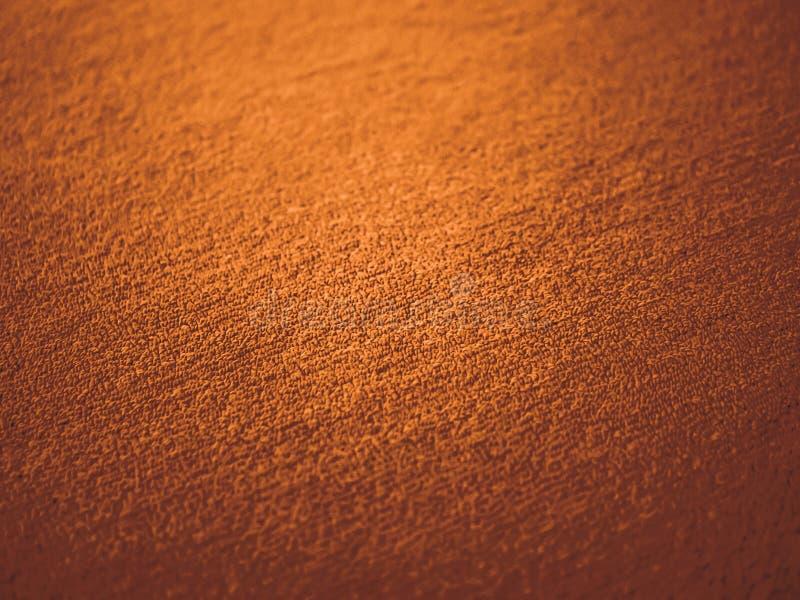 Dywan pomarańczowy, brązowy dywan, elegancka kolorowa tekstura dywanu zdjęcie royalty free
