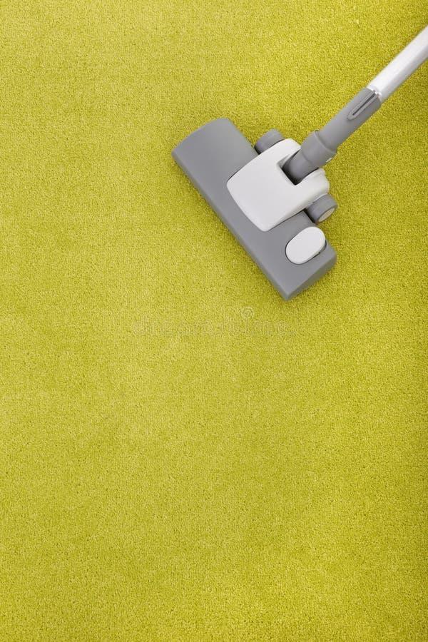 dywanowy cleaning zdjęcie royalty free