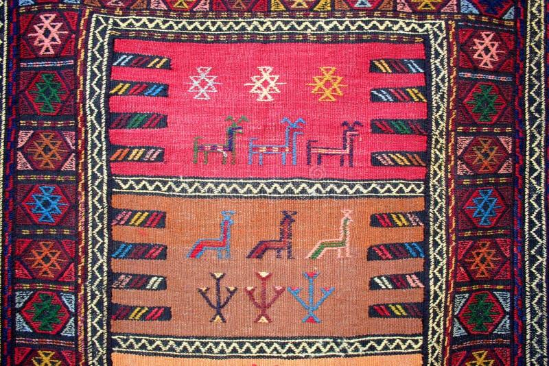 dywanowy deseniowy turkish zdjęcie stock