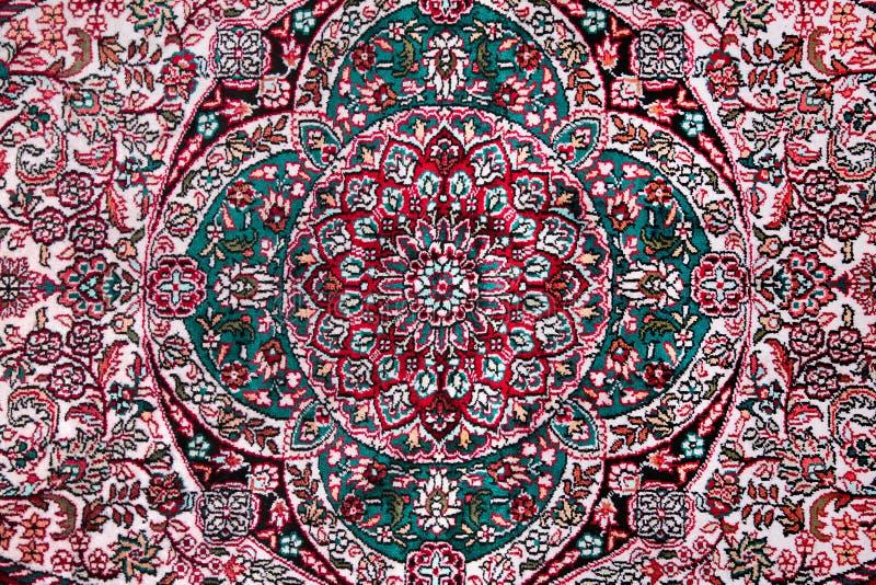 dywanowy ornament kwiecisty obrazy royalty free