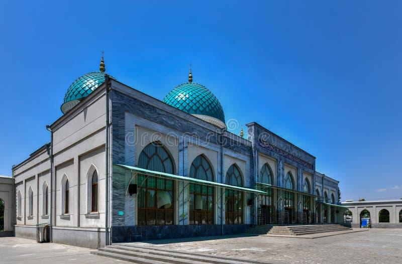 Dzhuma清真寺 — 乌兹别克斯坦塔什干 库存图片